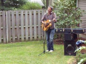 Brian Vander Ark private concert